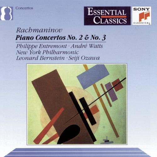 Rachmaninoff: Piano Concertos Nos. 2 & 3 by Various Artists