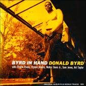 Byrd in Hand (Original Album Plus Bonus Tracks 1959) by Donald Byrd