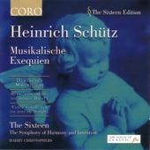 Heinrich Schütz: Musikalische Exequien von The Sixteen