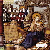 Weihnachts Oratorium/Christmas Oratorio (J.S.Bach) von The Sixteen and Harry Christophers