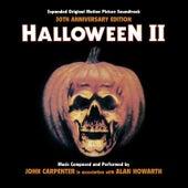 Halloween II - 06 The Shape Enter's Laurie's Room de Alan Howarth