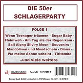 Die 50er Schlagerparty, Folge 1 by Various Artists