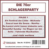 Die 70er Schlagerparty, Folge 1 by Various Artists