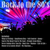 Back to the 80's de Various Artists