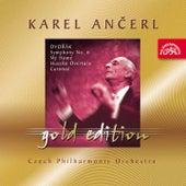 Ančerl Gold 19 Dvořák: Symphony No. 6, My Home, Hussite Overture, Carnival by Czech Philharmonic Orchestra