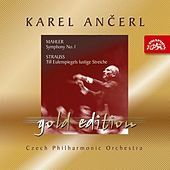 Ančerl Gold Edition 6 Mahler: Symphony No. 1 in D major - Strauss: Till Eulenspiegels Lustige Streiche by Czech Philharmonic Orchestra