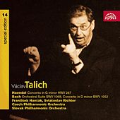 Talich Special Edition 14 Händel: Oboe Concerto in G minor, Bach: Piano Concerto BWV 1052, Orchestral Suite BWV 1068 / Richter, by Various Artists