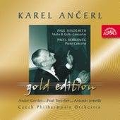 Ancerl Gold Edition 30 - Hindemith: Violin & Cello Concertos - Borkovec: Piano Concerto by Various Artists