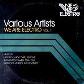 We Are Electro Vol. 1 de Various Artists