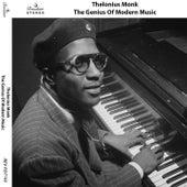 The Genius of Modern Music de Thelonious Monk