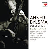 Anner Bylsma plays Chamber Music Vol. 1 by Various Artists