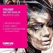 Believe in Love von Yousef