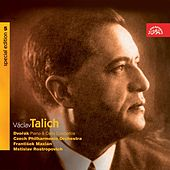 Talich Special Edition 5 Dvořák: Cello & Piano Concertos / Rostropovich, Maxián, Czech PO by Various Artists