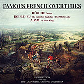 Famous French Overtures de London Philharmonic Orchestra