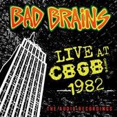 Live CBGB 1982 by Bad Brains