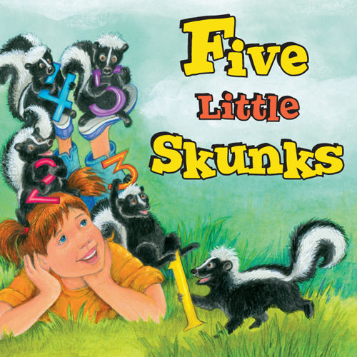 Five Little Skunks by Twin Sisters Productions