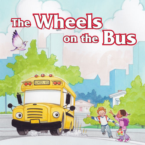 The Wheels On The Bus by Twin Sisters Productions