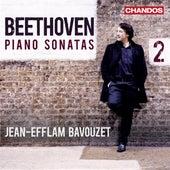 Beethoven: Piano Sonatas, Vol. 2 by Jean-Efflam Bavouzet
