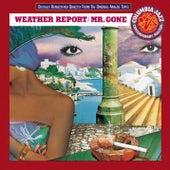 Mr. Gone de Weather Report