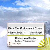 Brahms & Dvořák: Tänze by Berliner Philharmoniker