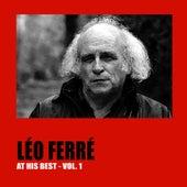 Léo Ferré at His Best, Vol. 1 de Leo Ferre