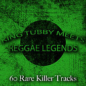 King Tubby Meets Reggae Legends - 60 Rare Killer Tracks de Various Artists