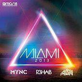 Miami 2013 (Mixed By Mync, R3Hab, Nari & Milani) de Various Artists