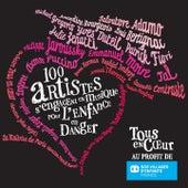 Tous en cœur (100 artistes s'enggagent en musique pour l'enfance en danger - Live) by Various Artists