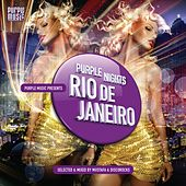 Purple Nights: Rio De Janeiro (Selected & Mixed by Mustafa & Discorocks) by Various Artists