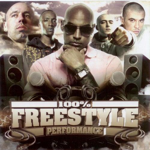 100% Freestyle De Générations 88.2 de Various Artists