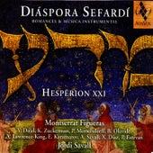 Díaspora Sefardí: Romances & Música Instrumental de Montserrat Figueras