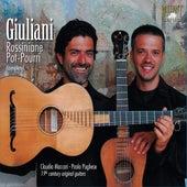Giuliani: Rossiniane & Pot-Pourri by Claudio Maccari