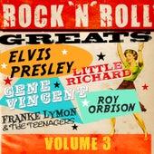 Rock 'N' Roll Greats, Vol. 3 de Various Artists