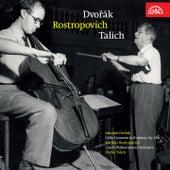 Dvořák: Cello Concerto No. 2 in B Minor de Mstislav Rostropovich