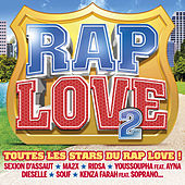 Rap Love 2 de Various Artists