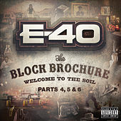 The Block Brochure: Welcome To the Soil 4, 5 and 6 von E-40
