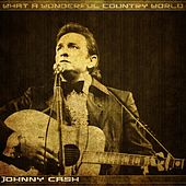 What a Wonderful Country World de Johnny Cash