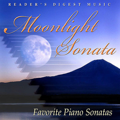 Reader's Digest Music: Moonlight Sonata: Favorite Piano Sonatas by Various Artists