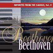 Favorites from the Classics, Vol. 5: Beethoven's Greatest Hits by Various Artists