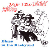 Blues In The Backyard by Johnny Silvo