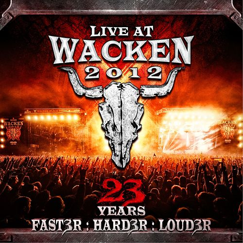 Live At Wacken 2012 von Various Artists