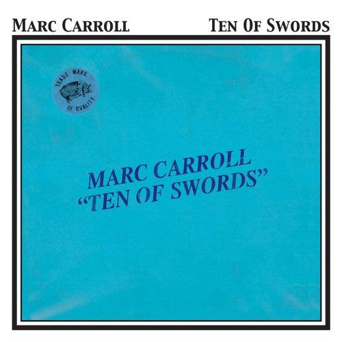 Ten of Swords by Marc Carroll