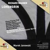 Wagner: Lohengrin by Gunther Groissbock