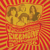 Fillmore Auditorium - November 5, 1966 von Quicksilver Messenger Service
