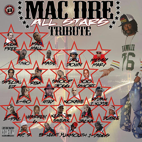 Mac Dre Tribute All Stars by Mac Dre