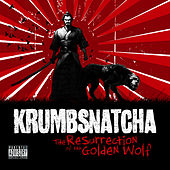 The Resurrection of the Golden Wolf by Krumbsnatcha