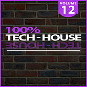 100% Tech-House, Vol. 12 de Various Artists