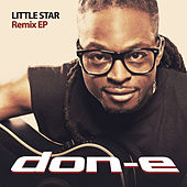 Little Star - Remix EP by Don-E