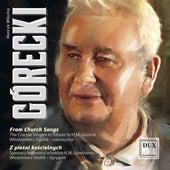 Pieśni kościelne (Church Songs) by The Cracow Singers