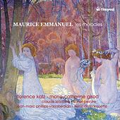 Emmanuel: Les Mélodies von Florence Katz